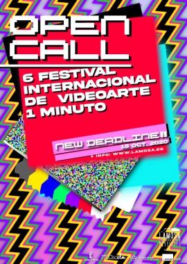 6 Festival Internacional de Videoarte 1 Minuto