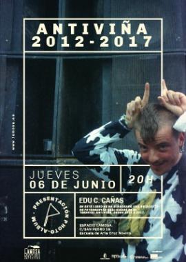 Presentación Photo-Album: Antiviña 2012-2017
