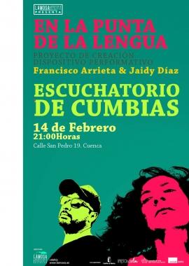 Escuchatorio de Cumbias