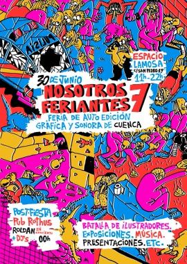 NOSOTROS FERIANTES 7