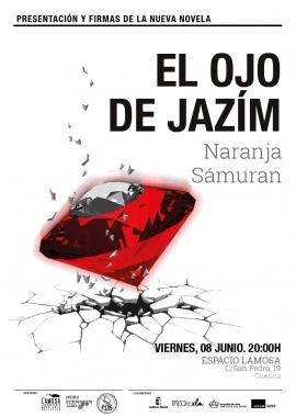 Presentación + firmas de la nueva novela 'El ojo de jazím'