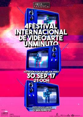 4º Festival Internacional de Videoarte Un Minuto