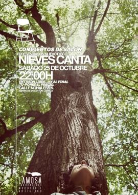 Nieves Canta