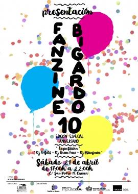Edición Especial Bigardo Fanzine 10