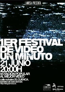 1ER Festival de Video Un Minuto