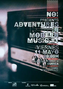 Adventures in modern music #1